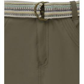 Sherpa Mina Skirt Damen saang brown